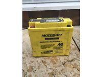 Motorcycle battery Yzf r125