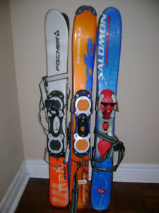 snowblades with bindings for sale
