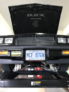 Variety of Buick Grand National Parts