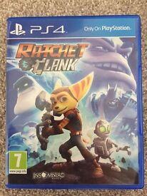 Ratchet & Clank (PS4) Mint Condition