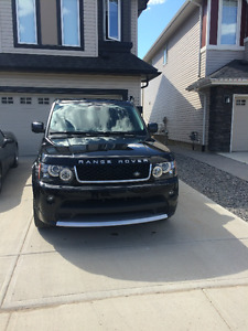 2012 Land Rover Range Rover Sport HSE LUX Silver Pack - NO GST!!
