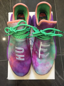 "Adidas Pharrell Williams Hu Holi NMD ""Chalk Coral"" (Size 10)"