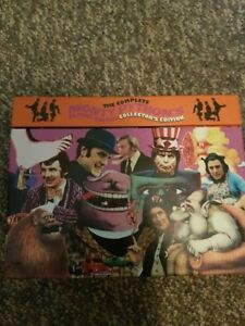 The Complete Monty Python's Flying Circus DVD set