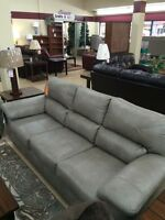 New Grey Couch Save $150