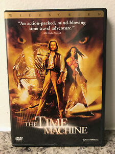 The Time Machine DVD - Widescreen