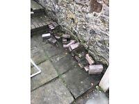 35 x Monoblock Bricks