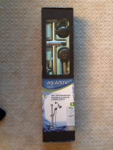 Brand New Shower Head Set - Sold thank you