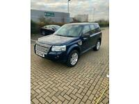 2007 Land Rover Freelander 2.2 Td4 HSE 5dr Auto ESTATE Diesel Automatic