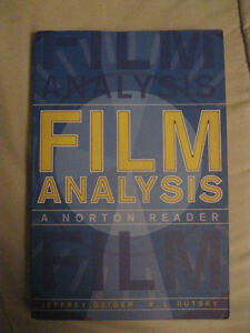 Film Analysis, A Norton Reader Sarnia Sarnia Area image 1