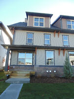 $1450 Cochrane Brand New 3 Bedrooms, 2.5 Bathrooms Cozy Townhous