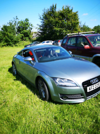 Audi TT 3.2L V6