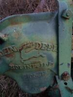John Deere sickle bar mower