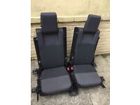 Landrover discovery rear jump seats £395 out of 2005 model