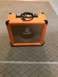 Orange Crush 15 Guitar Amplifier