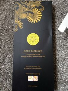 Gold Radiance facial mask London Ontario image 1