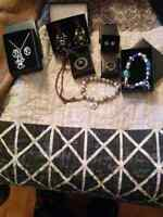 Lot of Avon Jewelry make me an offer!
