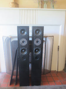 ProAc Mini Tower Speakers - Priced To Sell