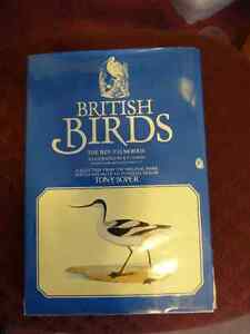 British birds The Rev. F. O Morris,Benjamin Fawcett,Tony Soper + Kitchener / Waterloo Kitchener Area image 1