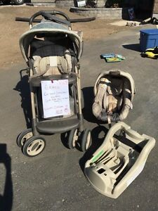 Graco car seat complete kit