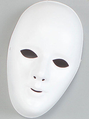 Mime Halloween Costume Female (Scary White Face Halloween Masquerade Female Mime Mask Ball Fancy Dress)