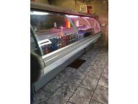 Serve over counter fridge (3 meter )