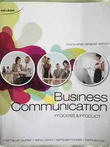 Business Communication, Sell (textbook)