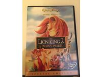 Lion king 2 simbas pride ( special edition )