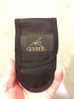 Two Gerber multitool pouches