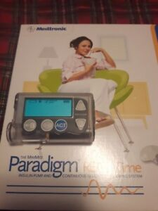 PARADIGM REAL TIME INSULIN PUMP