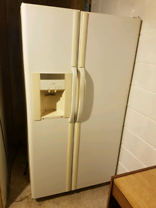 Frigidaire 2 door fridge