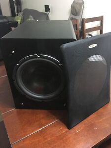 Velodyne VRP-1000 10-in. Rear Port Subwoofer