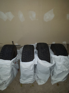 235/65R17 XL NOKIAN HAKKAPELIITTA 2-3 SEASONS LEFT X4 WINTER