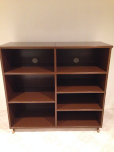 Solid Wood Multi-Use Shelf Unit  'Best Offer'