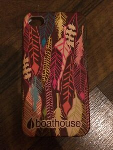 Boathouse iPhone 4-4s case.