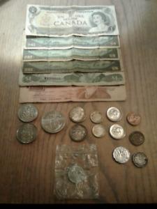 Pièces de monnaie (MRC) de collection