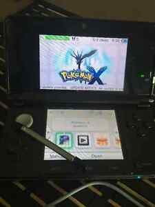 Nintendo 3ds with Pokemon X MINT CONDITION