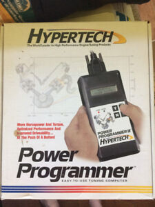 Hypertech power programmer ford 6.0 litres turbo
