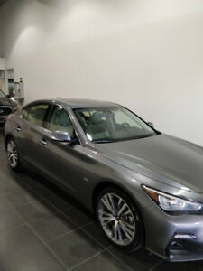 2018 Infiniti Q50s Lease Takeover (Great Deal!)