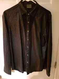 Versace button up shirts Cambridge Kitchener Area image 3