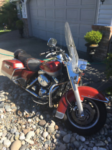FIRM 2000 HARLEY DAVIDSON ROAD KING $5500 FIRM