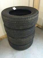 "20"" Goodyear wrangler tires"