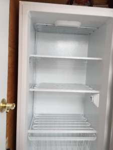 FREEZER 12.5CF UPRIGHT  immaculate lightly used  KENMORE