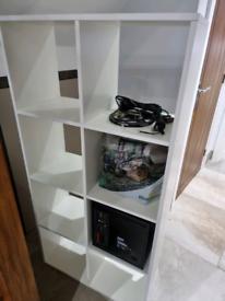 White Shelf