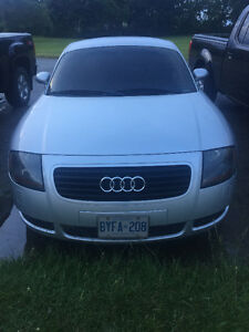 Mint condition 2000 Audi TT Coupe (2 door)Immaculate condition.