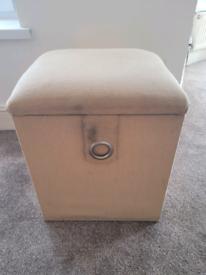 Storage box - yellow