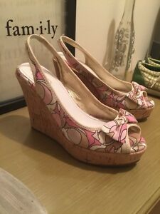 Ladies size 8 Coach shoes. Your choice $20 Windsor Region Ontario image 7