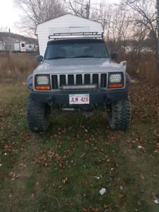 2000 Jeep xj Build