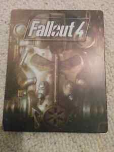 Fallout 4 steel case - ps4