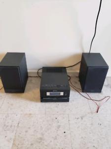 Sony Bluetooth Stereo/Radio/CD Player