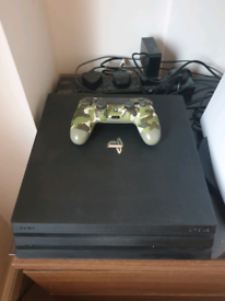 PS4 Pro 1TB with 6 Games + PSVR with 2 Motion Controllers and Camera